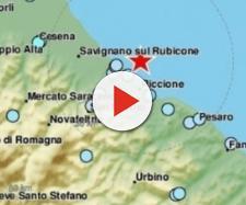 L'epicentro del terremoto del 18 novembre 2018