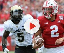 The Huskers are hoping a strong finish will result in a preseason top 25 ranking in 2019. - [Sporting News / YouTube screencap]