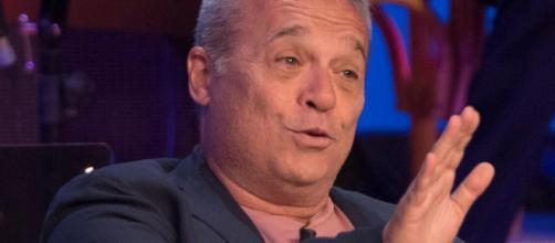 Claudio Amendola a Domenica In parla della nuova fiction Nero a metà