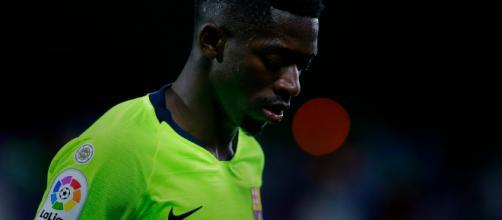 De nouveau en retard, Ousmane Dembélé agace le Barça | Goal.com - goal.com