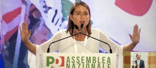 La consigliera PD Katia Tarasconi
