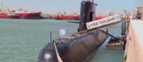 Missing submarine found - Defence ministry locates sunken submarine. [Image source/TRT World YouTube video]