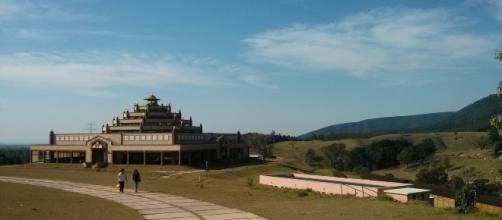 Templo Budista em Cabreúva - kadampa.