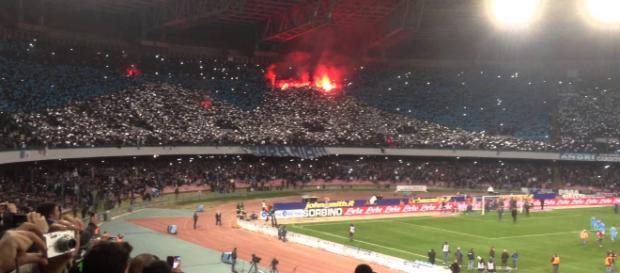 Lo stadio San Paolo di Napoli inserito dalla Bbc tra i sette stadi più temibili al mondo
