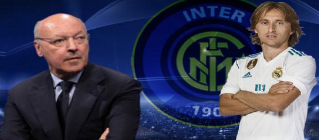 Marotta vuole portare all'Inter Modric