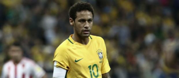 Neymar a inscrit son 60e but pour le Brésil il y a deux jours face à l'Uruguay