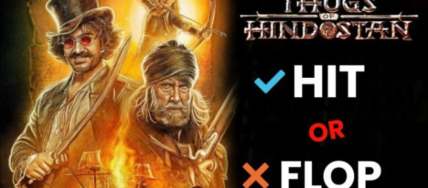 """""""Thugs of Hindostan"""" is a flop-Screenshot -(Viral Box office news channel from Youtube.com)"""