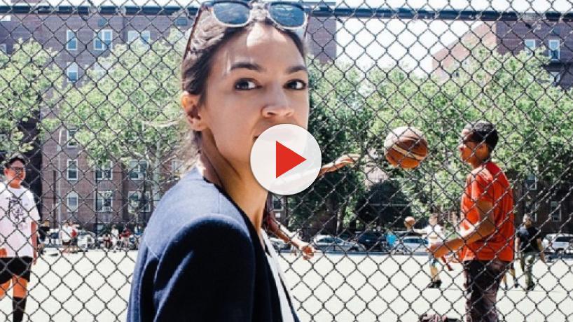 Alexandria Ocasio-Cortez goes to Washington