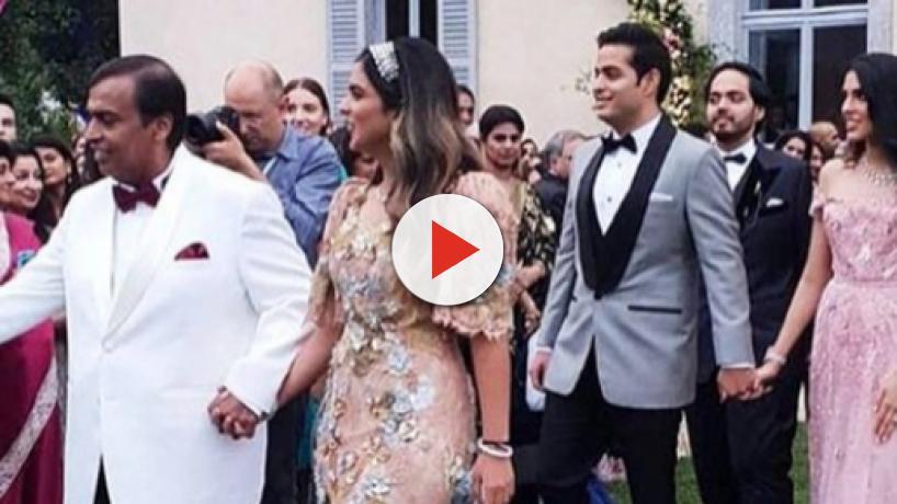 5 things to know about Isha Ambani and Anand Piramal's wedding on December 12