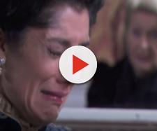 Anticipazioni Una Vita: Rosina cade in preda alla disperazione