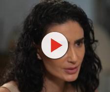 Atriz Cristiane Machado filmou agressões cometidas por ex-diplomata