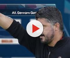 Milan, emergenza infortuni: Gattuso potrebbe varare la difesa a tre.