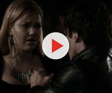 Lexi, The Vampire Diaries morreu por uma estaca