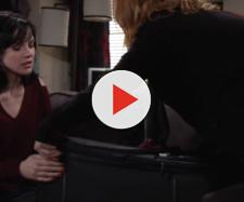 Mariah may betray Tessa on 'Y&R.' - [JSMS99 / YouTube screencap]