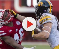 The Huskers and Hawkeyes clash on November 23. - [Highlight Central / YouTube screencap]
