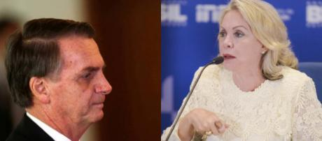 Jair Bolsonaro desmentiu rumores.
