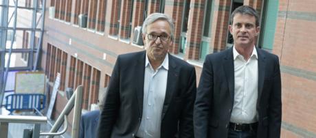 Législative : Francis Chouat bien parti pour succéder à Manuel Valls