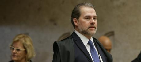 Presidente do Supremo Tribunal Federal, Dias Toffoli