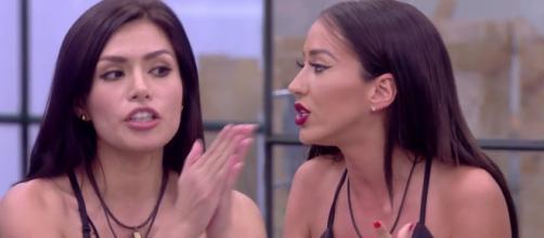 Así fue la pelea entre Aurah y Miriam Saavedra tras las ... - bekia.es