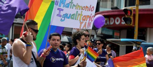 Expresidentes y personalidades apoyan matrimonio igualitario en ... - ovejarosa.com