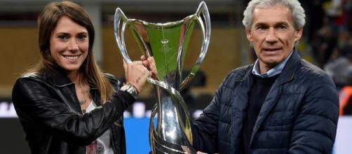 Inter, Regina Baresi: 'Icardi è l'attaccante più forte al mondo'.