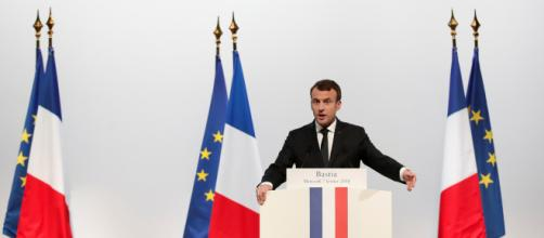 Le Service National Universel, l'une des mesures phares promises par Emmanuel Macron pendant sa campagne, sera mis en place dès 2019.