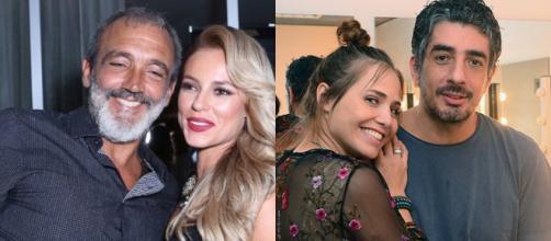 Para algumas celebridades o amor não tem idade. (foto reprodução).