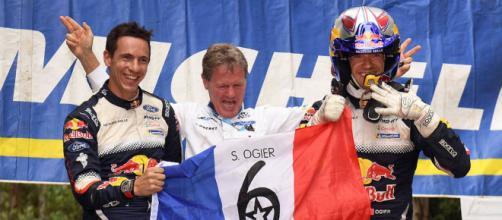 Rallye : Sébastien Ogier désormais sextuple champion du monde