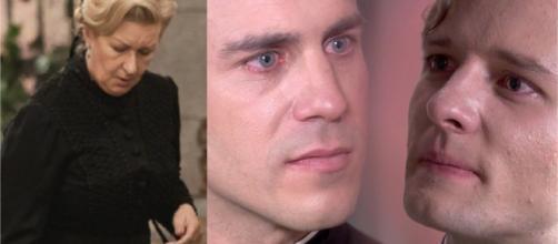 Spoiler Una Vita: Donna Susana ha un malore, Ursula difende Padre Telmo da Samuel
