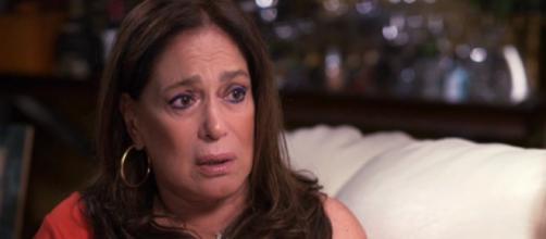 Susana Vieira concede entrevista exclusiva ao Fantástico e fala sobre a leucemia que enfrentou - Reprodução: TV Globo
