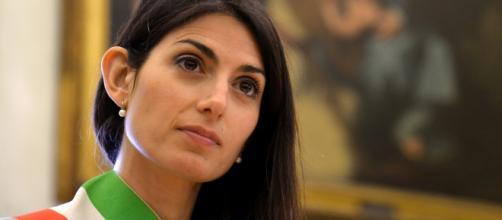 Virginia Raggi, Movimento 5 Stelle.