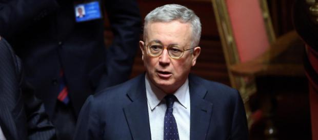 Giulio Tremonti, ex Ministro dell'Economia.