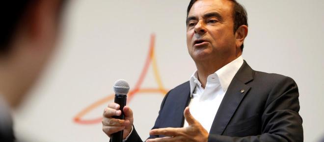 Arrestato Carlos Ghosn per falso su bilanci e compensi: calano in Borsa Renault e Nissan