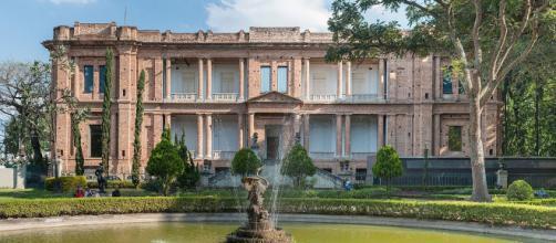 A Pinacoteca foi inaugurada em 25 de dezembro de 1905.