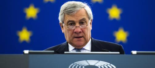 Antonio Tajani, Forza Italia - Silvio Berlusconi Presidente