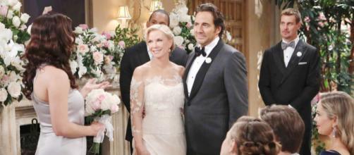 Beautiful, anticipazioni dal 5 al 10 novembre: Brooke e Ridge si sposano