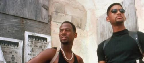 First Look Of Martin Lawrence & Will Smith Reunion For Bad Boys 3 [Image credit – Comedy Hype News YouTube video]