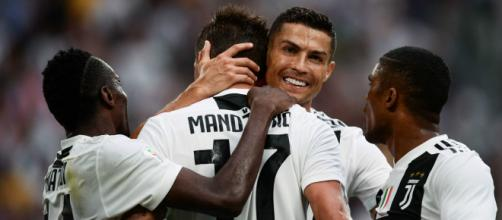 Juventus-Cagliari: la partita sarà trasmessa su DAZN