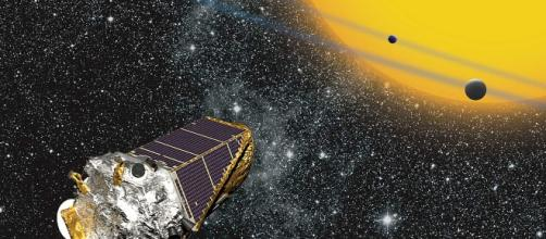 Kepler retires after 9 years of service. [Image via: Wikimedia Commons/NASA Ames/ W Stenzel]