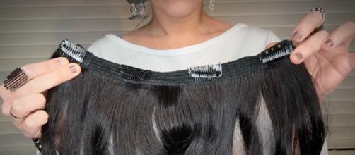 O Mega Hair é uma técnica de alongamento capilar.