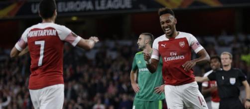 Pierre-Emerick Aubameyang et les Gunners viennent d'enchaîner 13 matches sans défaite. Liverpool est prévenu. (independent.co.uk)