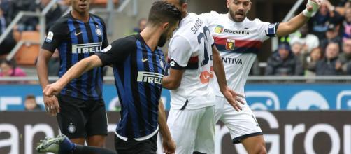 Politano autore della seconda rete in Inter-Genoa (Goal.com)