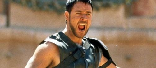 Ridley Scott's 'Gladiator' sequel will focus on Commodus' nephew. [Image Credit] Collider - YouTube
