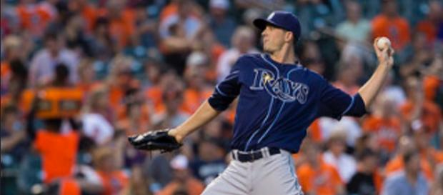 Drew Smyly was acquired by the Texas Rangers on Friday. [Image Source: Flickr | Keith Allison]