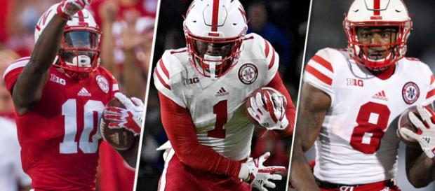 The Huskers look for win No. 3 vs. Ohio State this weekend. [Image via CBS Sports/YouTube]