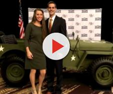 Jill Duggar's relationship with husband Derick Dillard seems strong as ever. [Image Source: Duggar Family Breaking News - YouTube]