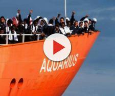 La nave Ong Aquarius sequestrata per traffico illecito di rifiuti