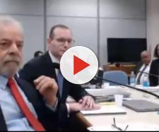 Lula, ex-presidente condenado por corrupção e lavagem de dinheiro
