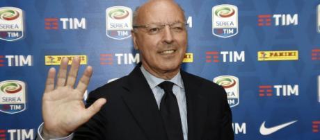 Beppe Marotta sarà presto un nuovo dirigente dell'Inter