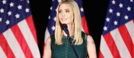 Ivanka Trump has reportedly been sending White House emails using a personal email address. [Image Michael Vadon/Wikimedia
